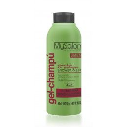 MYSALON 4 IN 1 SHAMPOO+GEL