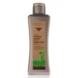 Biokera natura argan shampoo - With argan oil, glycerine, keratin and guar derivative
