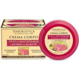 Body Cream with Macadamia...