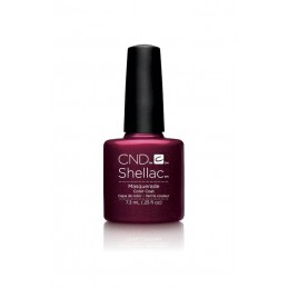 Shellac nail polish - MACQUERADE